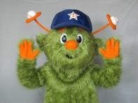 Orbit, Houston Astros mascot