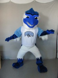 John Hopkins Blue Jay Mascot