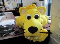 Custom Cat Mascot