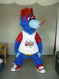 AMAZING!! Mascot, Zing!!